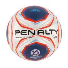 Bola-de-Campo-Penalty-S11-R1-X-Cinza-Laranja