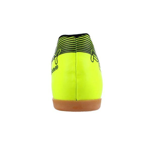 Tenis-Futsal-Penalty-Bravo-XX-Amarelo-Preto