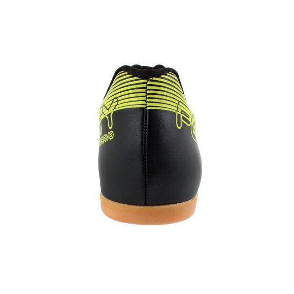 Tenis-Futsal-Penalty-Bravo-XX-Preto-Amarelo