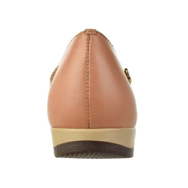 Sapatilha-Bottero-Elegance-Leather-Marrom-Feminino