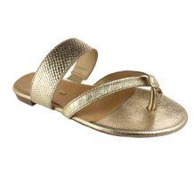Tamanco-Bottero-Leather-Dourado-Feminino