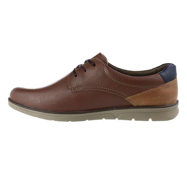 Sapato-Casual-Free-Way-Sigma-Marrom
