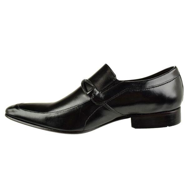 Sapato-Social-Constantino-Burned-Preto-Masculino