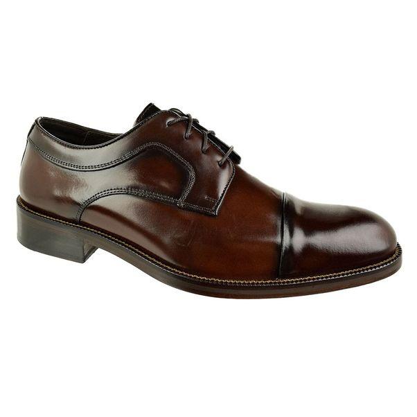 Sapato-Social-Constantino-Couro-Marrom-Masculino