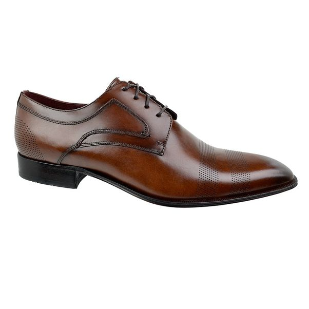 Sapato-Social-Constantino-Holes-Marrom-Masculino