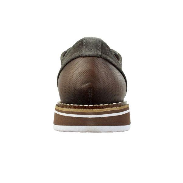 Sapato-Casual-Constantino-SC-Cinza-Marrom