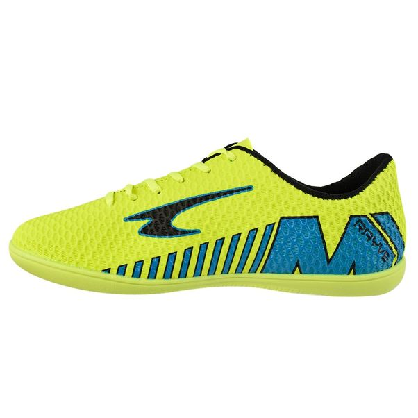 Tenis-Futsal-Rayve-Verde-Azul-Masculino