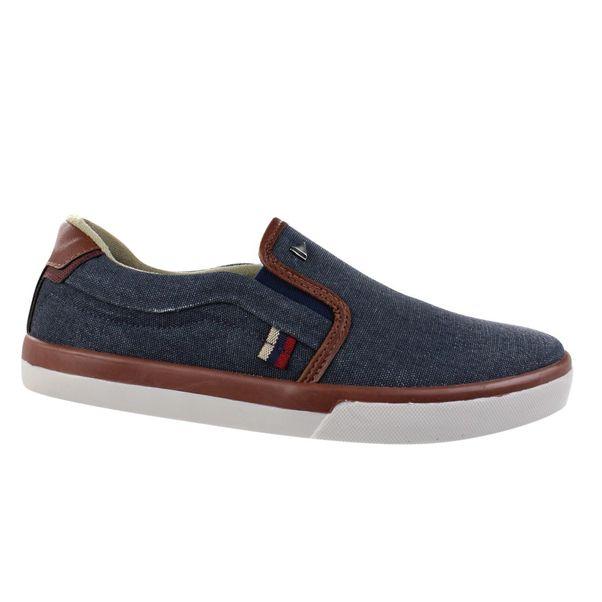 Slip-On-Constantino-Jeans-Marinho-Marrom
