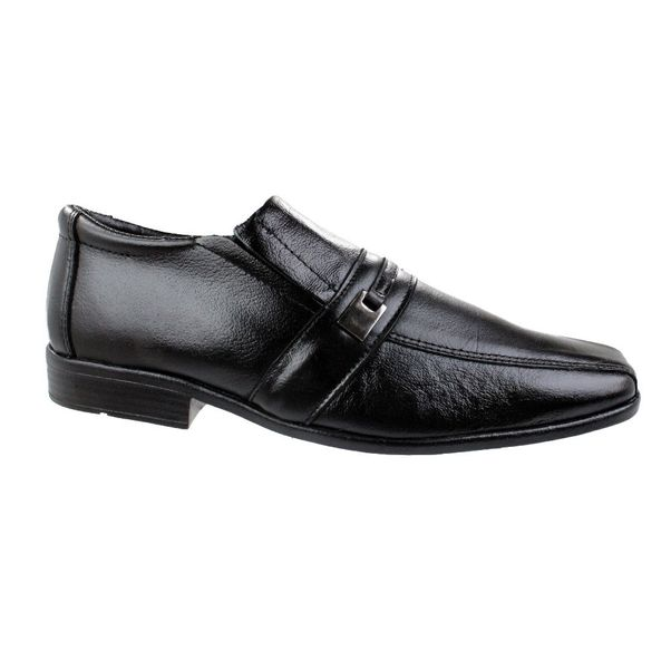 Sapato-Social-Infantil-Constantino-Leather-Black