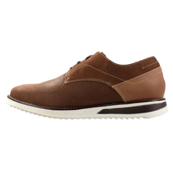 Sapato-Casual-Constantino-Dotted-Marrom-