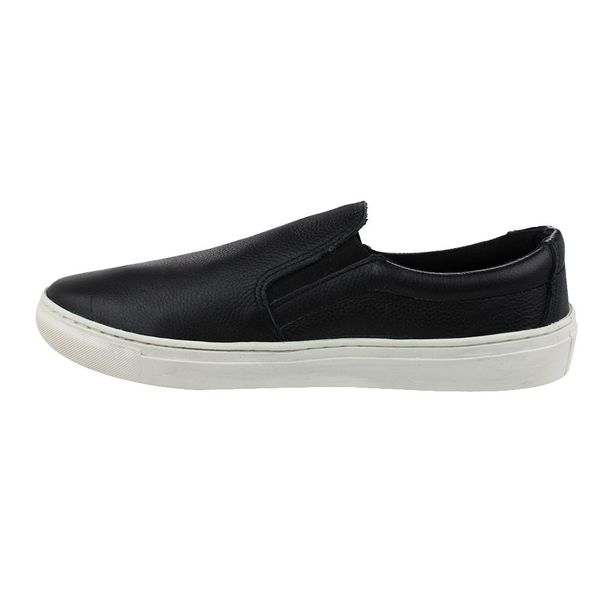 Slip-On-Constantino-Coated-Preto-Masculino