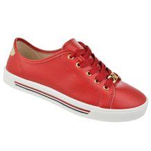 Tenis-Casual-Menina-Molekinha-Straightening-Vermelho