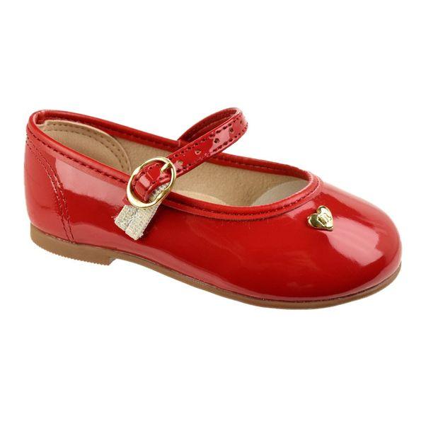 Sapatilha-Menina-Molekinha-Envernizado-Vermelho