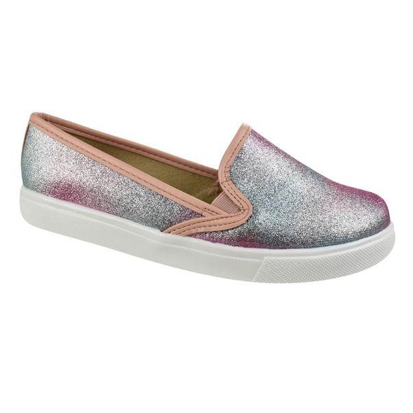 Slipper-Menina-Molekinha-Glitter-Arco-Iris-
