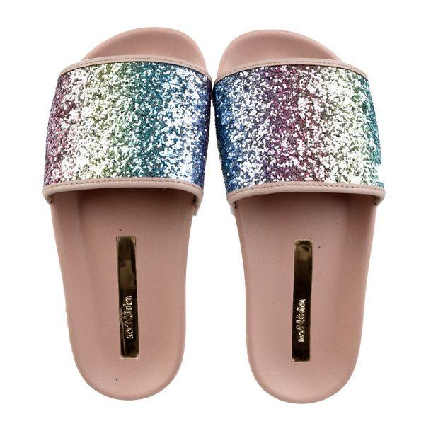 Slide-Molekinha-Menina-Multicolour-Rosa--