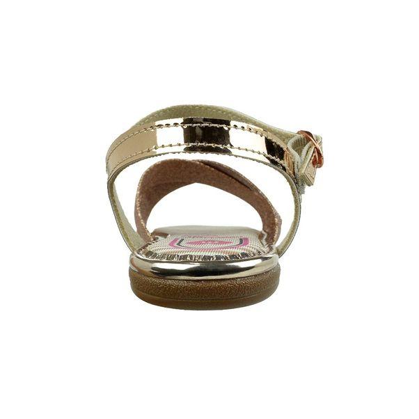 Sandalia-Menina-Molekinha-Varnish-Glitter-Gold