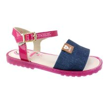 Sandalia-Menina-Molekinha-Jeans-Rosa-Marinho-