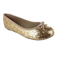 Sapatilha-Infantil-Molekinha-Maxxi-Glitter-Gold