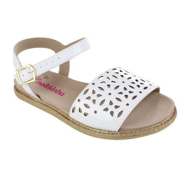 Sandalia-Infantil-Molekinha-Flourish-White