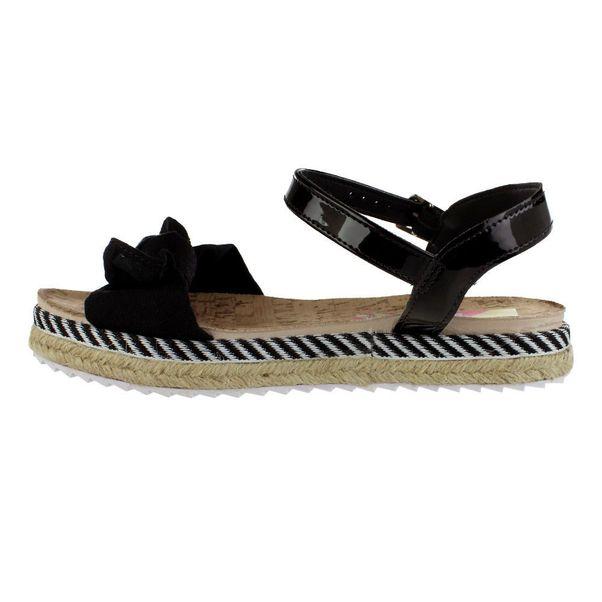 Sandalia-Flatform-Infantil-Molekinha-Premium-Preto