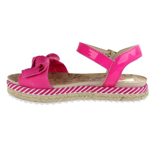 Sandalia-Flatform-Infantil-Molekinha-Premium-Rosa-Escuro