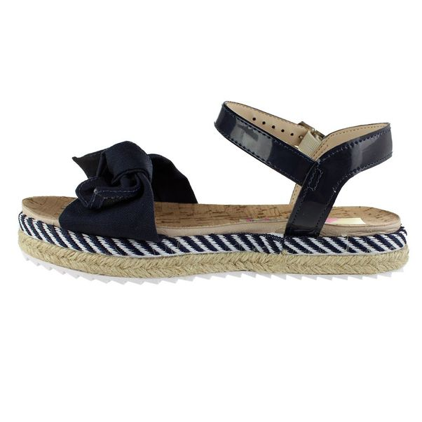 Sandalia-Flatform-Infantil-Molekinha-Premium-Marinho