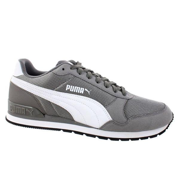 Tenis-Puma-ST-Runner-V2-Cinza-Branco