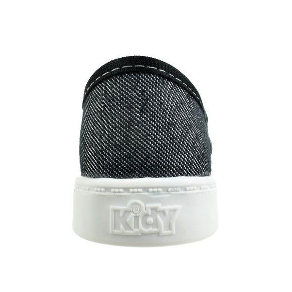 Slip-On-Menino-Kidy-Classic-Preto-Branco