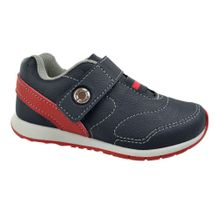 Tenis-Menino-Kidy-Free-Freedom-Navy-Red