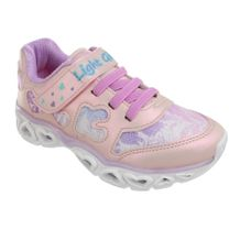 Tenis-Infantil-Kidy-Light-Girl-Rosa-