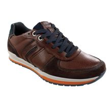 Sapatenis-Pegada-Technology-Brown-Navy