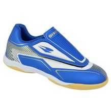Tenis-Futsal-Menino-Drayzinho-Azul-Branco