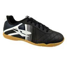Tenis-Futsal-Menino-Dray-X1-Black-White