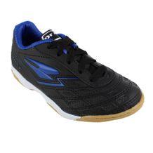 Tenis-Futsal-Infantil-Dray-Topfly-XV-Black-Blue
