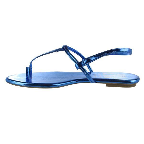 Sandalia-Rasteira-Sua-Cia-Metal-Soft-Blue