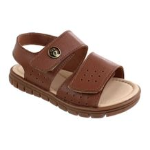 Sandalia-Infantil-Ortopasso-Comfort-Marrom