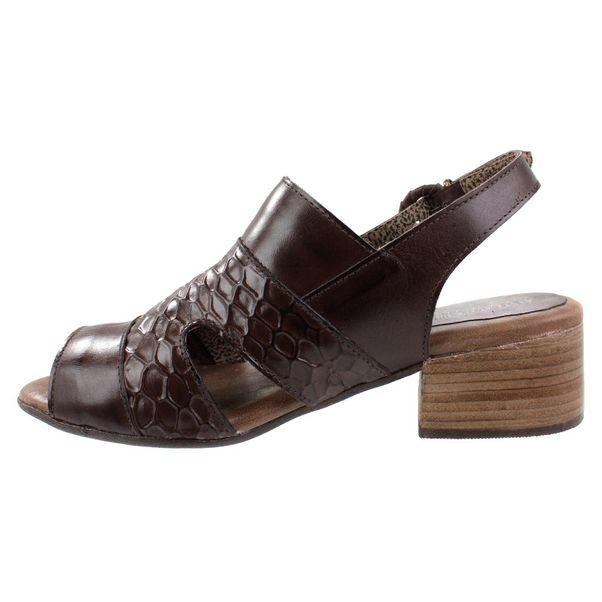 Sandalia-Open-Boot-Miss-Western-Texture-Brown