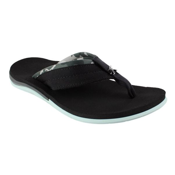 Chinelo-Kenner-Action-Preto-Cinza