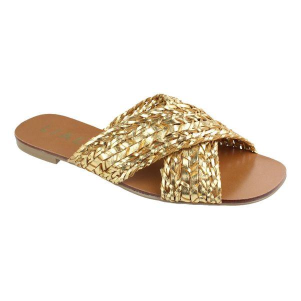 Tamanco-Lia-Line-Braid-Handmade-Gold