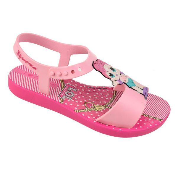 Sandalia-Menina-Ipanema-LOL-Surprise--Pink