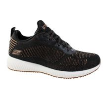 Tenis-Skechers-Bobs-Squad-Glam-League-Black-Gold