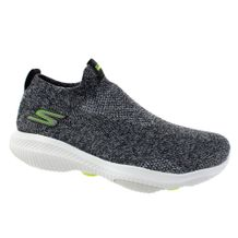 Tenis-Skerchers-Performance-Cinza-Verde