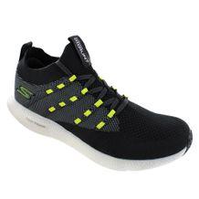 Tenis-Skechers-Go-Run-Preto-Cinza-Masculino