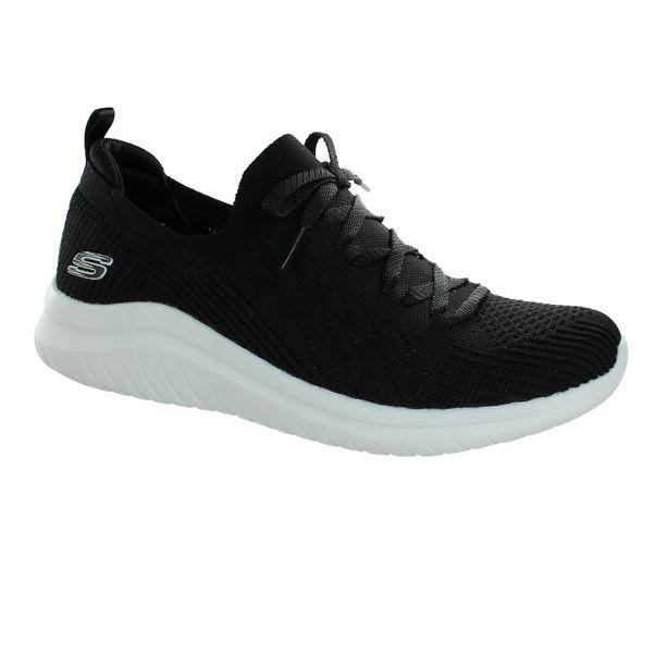 Tenis-Esportivo-Skechers-Comfort-Preto