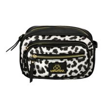 Bolsa-Tiracolo-UP4YOU-Jaguar-Black-White