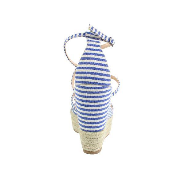 Sandalia-Anabela-Oscar-Rope-Azul-Bege