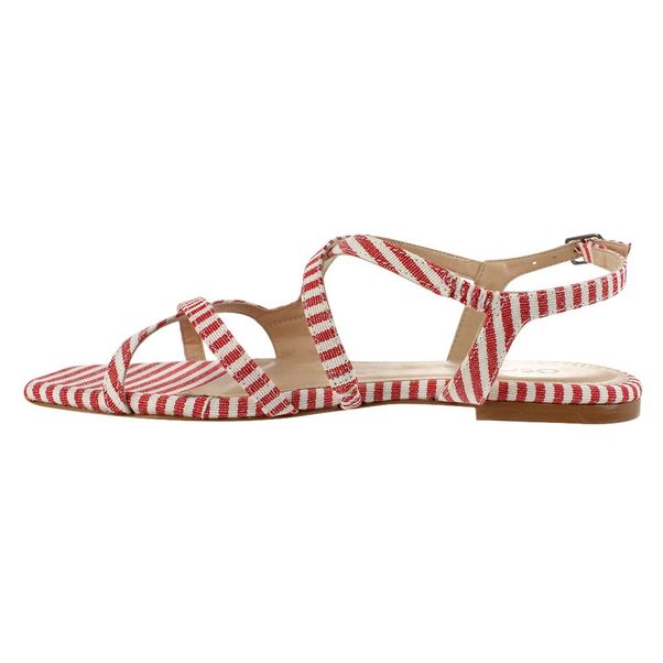 Sandalia-Rasteira-Oscar-Striped-Vermelho-Bege