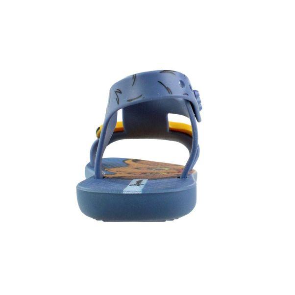 Sandalia-Menino-Grendene-Classicos-Disney-Azul-Amarelo