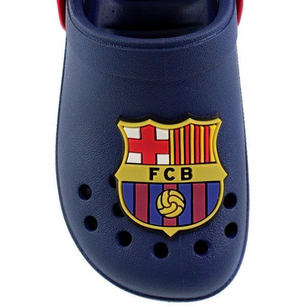 Babuche-Menino-Grendene-FC-Barcelona-Marinho-Vermelho