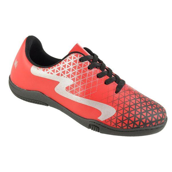 Tenis-Futsal-Menino-Molekinho-Serigrafia-Vermelho